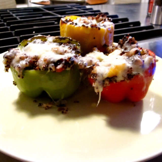 fit stuffed peppers