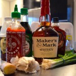 Honey Bourbon Chicken Ingredients