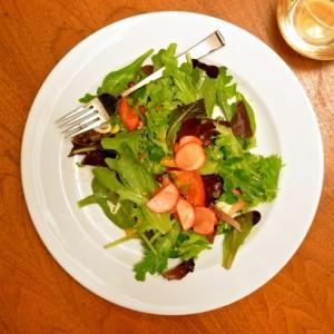 Salad, Dressing & Mushroom Ckn20