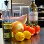 Tilapia Garlic Sauce1