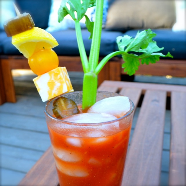 QK Bloody Mary