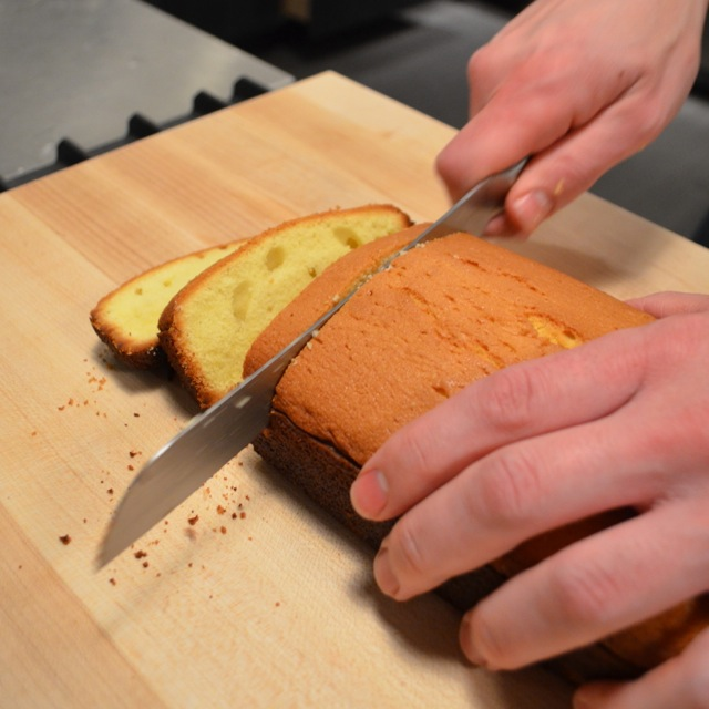 Cinnamon-Toasted Pound Cake Recipe — Dishmaps