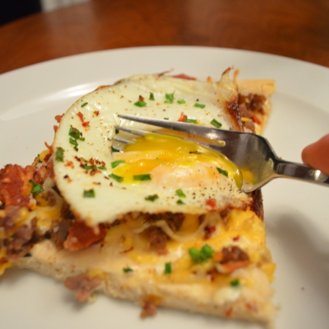 savory breakfast pizza31