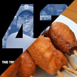 42 corn dogs finished