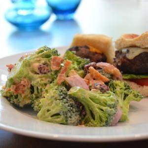 Broccoli Crunch Finishd