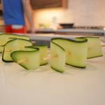 Cucumber Margaritas Garnish