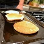 Protein Pancakes Flip
