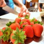 berry berry empanadas strawberries