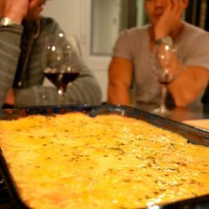 Scalloped Potatoes and Pancetta12