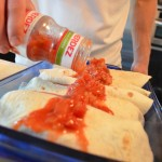 turkey enchiladas sauce