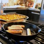 Weeknight protein bowls sausage
