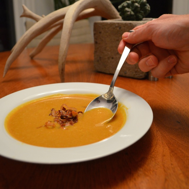 pumpkin chipotle soup12