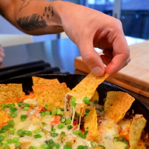 Skillet Queso11