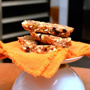 nutty fig bars finished