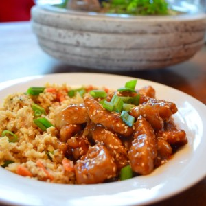 Sesame Chicken - 10