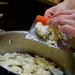 Garlic Infused Mashed Cauliflower - 8