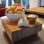 Smashed Potatoes - 1